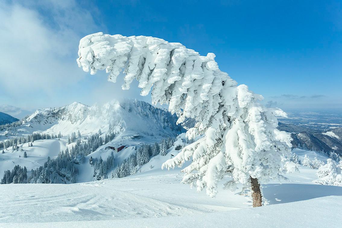 Winter im Chiemgau
